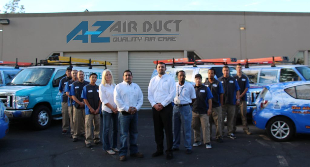 About AZ Air Duct